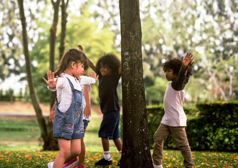 4 Mental Health Problems Free Play Can Improve in Children