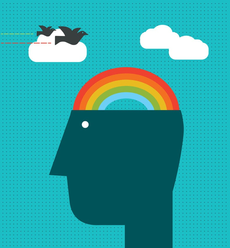 Your brain is wired to seek pleasure. So, quit feeling guilty about it.